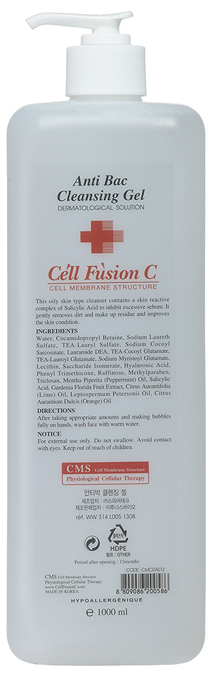 Cell Fusion C Professional Cleanser Line
